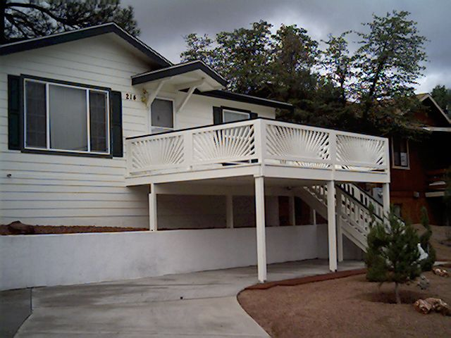 carport deck plans woodworktips